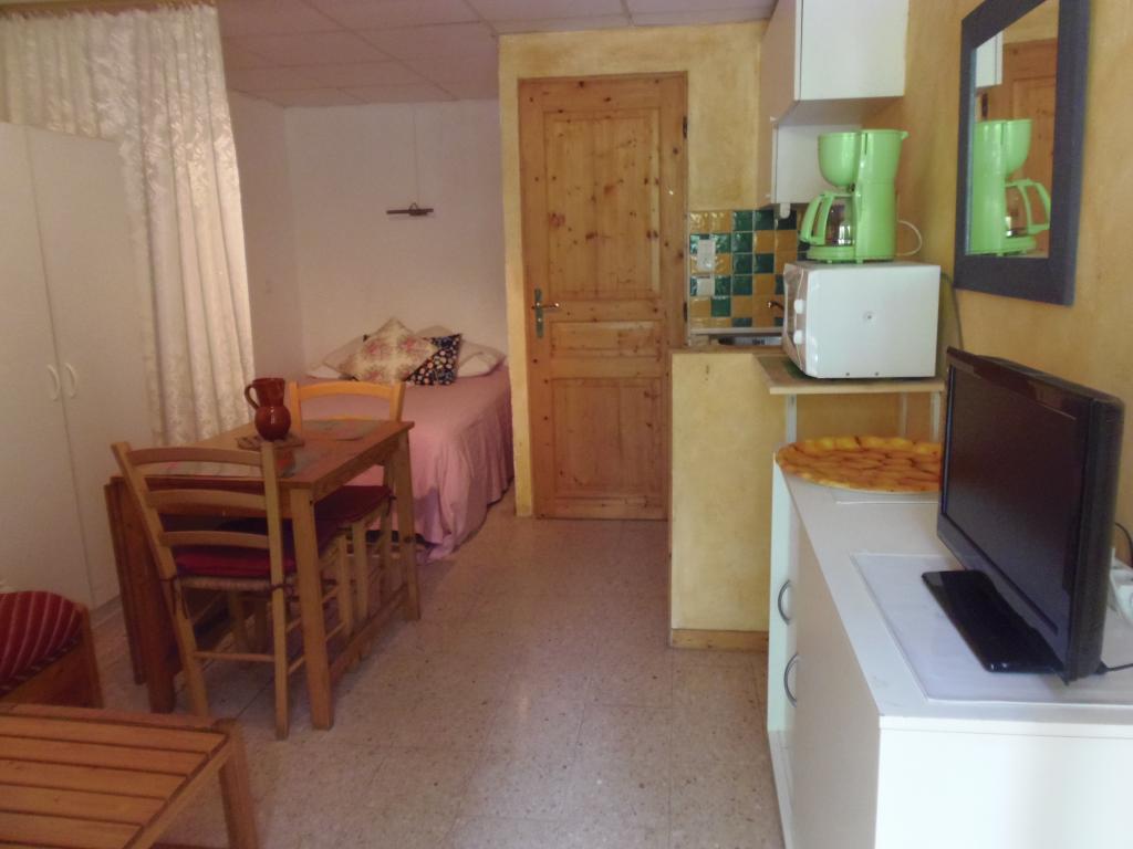 Appartement studio la coscolleda - Spa terrasse appartement ...